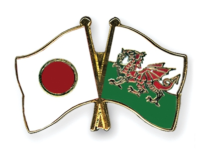 Japan and Wales