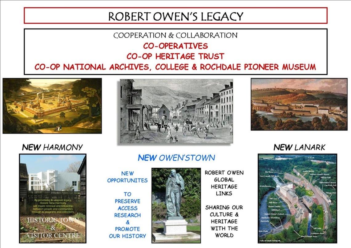 ROBERT OWEN LEGACY